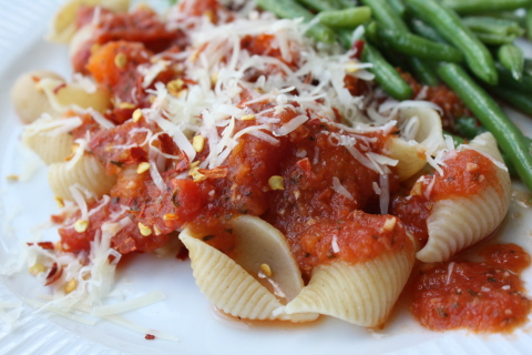 Quick and Easy Tomato Sauce