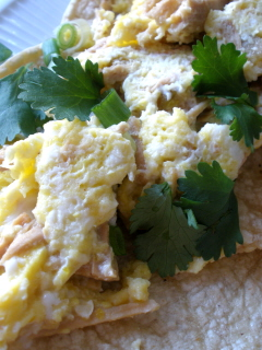 Carnitas Breakfast Burrito